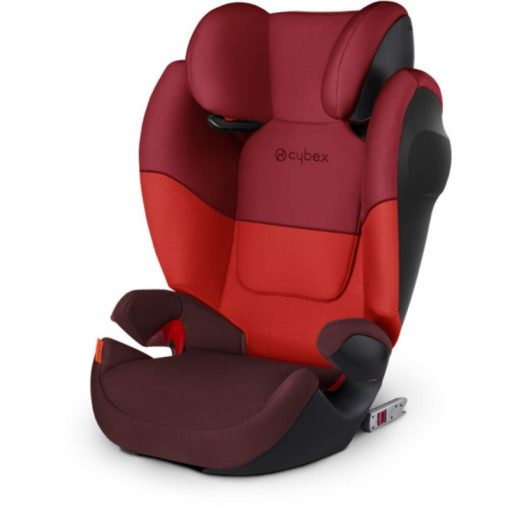 Cybex Solution M-Fix SL Group 2/3 Car Seat-Rumba Red (New 2020)