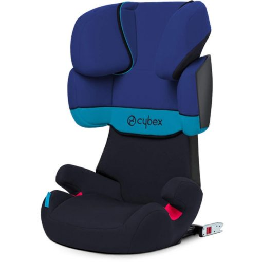 Cybex Solution X-Fix Group 2/3 Car Seat-Blue Moon (New 2020)