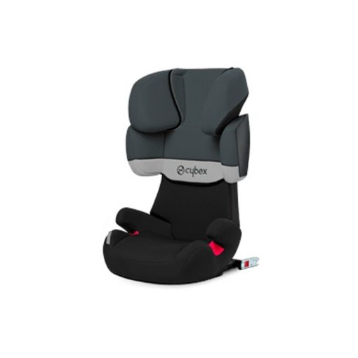 Cybex Solution X-Fix Group 2/3 Car Seat-Grey Rabbit (New 2020)