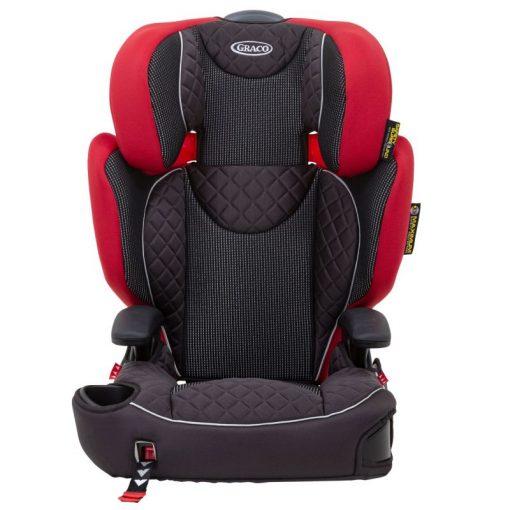 Graco Affix Group 2/3 Car Seat-Chilli Spice