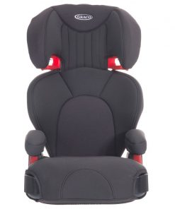 Graco Logico L Group 2/3 Car Seat-Midnight Grey