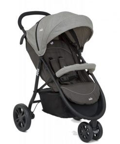 Joie Litetrax 3-Wheel Stroller-Dark Pewter (New 2018)