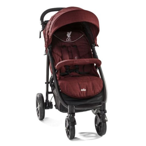 Joie Litetrax 4 Liverpool FC Stroller-Red Liverbird (New 2018)