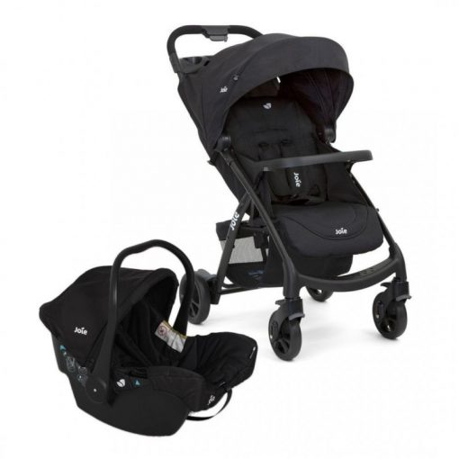 Joie Muze 2in1 Juva Travel System-Coal (NEW)