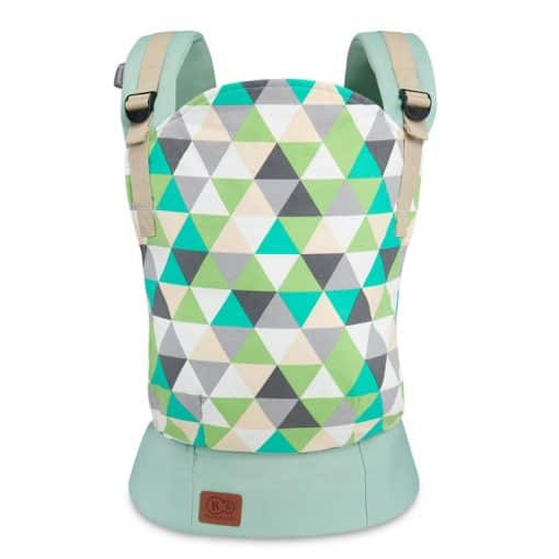 Kinderkraft Nino Baby Carrier-Mint
