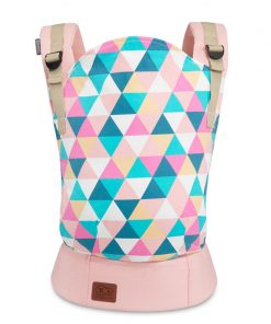 Kinderkraft Nino Baby Carrier-Pink