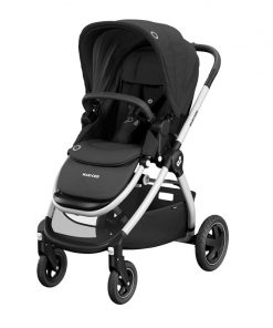 Maxi Cosi Adorra Stroller-Essential Black (NEW 2020)