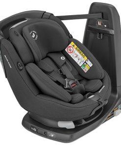 Maxi Cosi AxissFix Plus i-Size Car Seat-Authentic Black (NEW 2019)