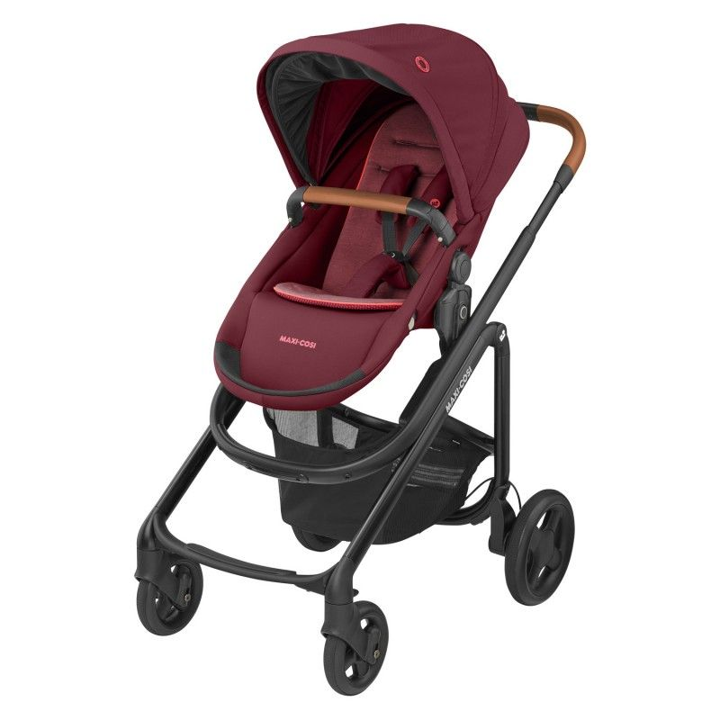 Maxi Cosi Lila CP Stroller-Essential Red (NEW 2019)