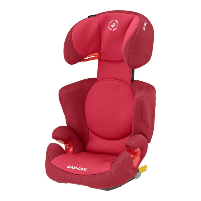 Maxi Cosi Rodi XP Fix Car Seat-Basic Red (NEW 2020)