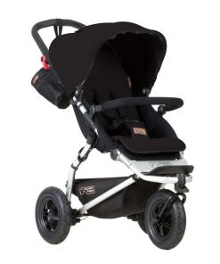 Mountain Buggy Swift V3.1 Stroller-Black