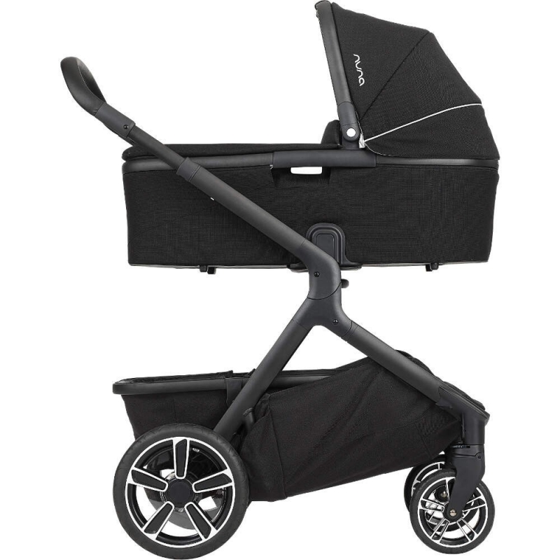 Nuna Demi Grow 2in1 Pram System-Caviar (New 2018)