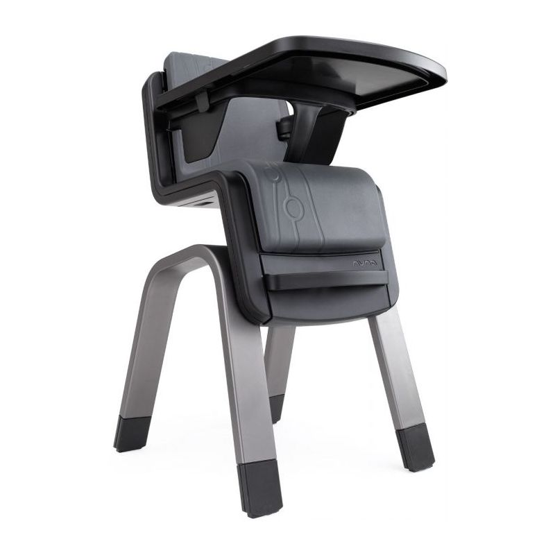 Nuna Zaaz Highchair-Pewter (New)