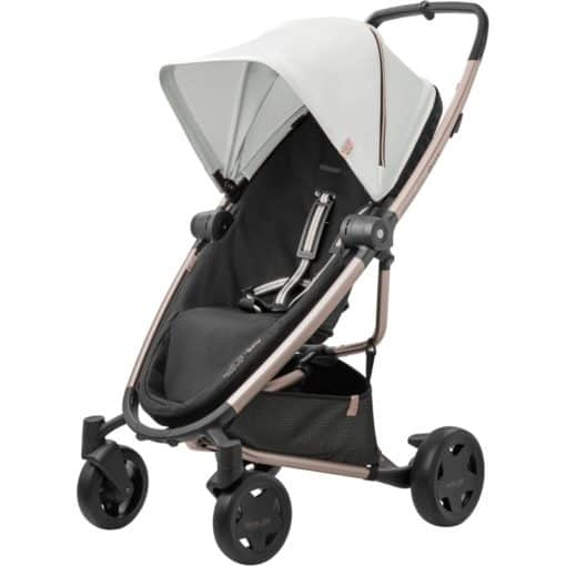 Quinny Zapp Flex Plus Copper Frame Stroller-Luxe Sport Edition (CLEARANCE)
