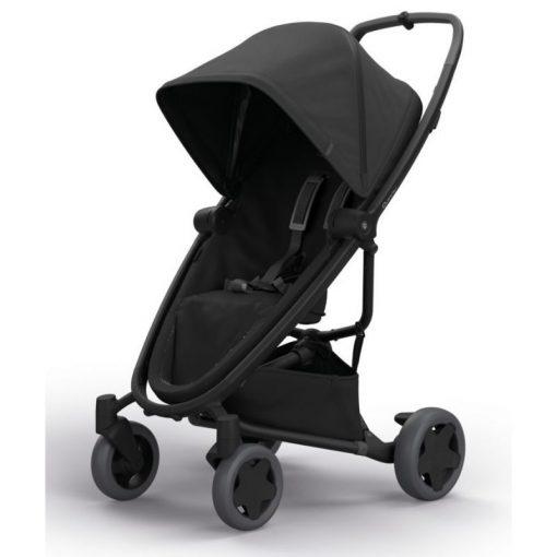 Quinny Zapp Flex Plus Stroller-Black on Black (NEW 2019)