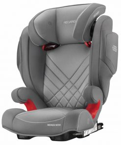 Recaro Monza Nova 2 Group 2/3 Car Seat-Aluminium Grey (New 2020)