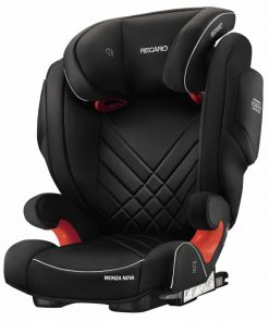 Recaro Monza Nova 2 Group 2/3 Car Seat-Performance Black (New 2020)