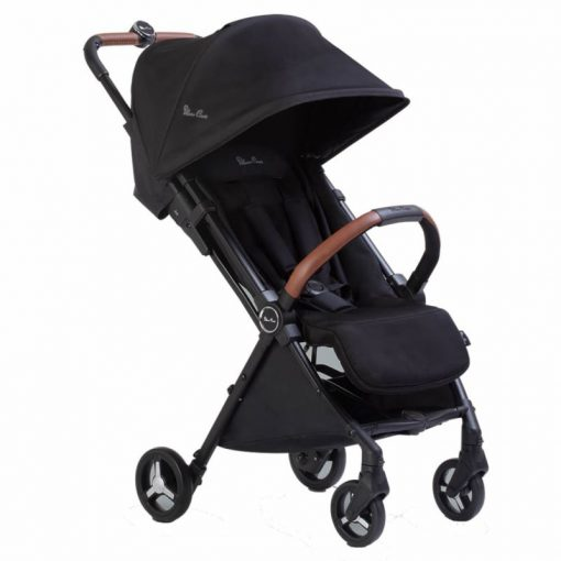 Silver Cross Jet Stroller-Black (New 2020)