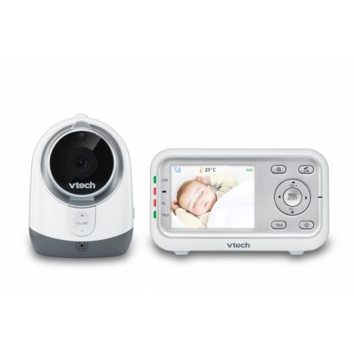 """Vtech Safe & Sound 2.8"""" Video Baby Monitor- BM3300"""