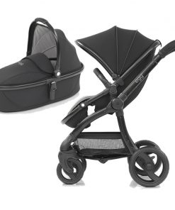 egg® Special Edition 2in1 Pram System-Just Black (New 2019)