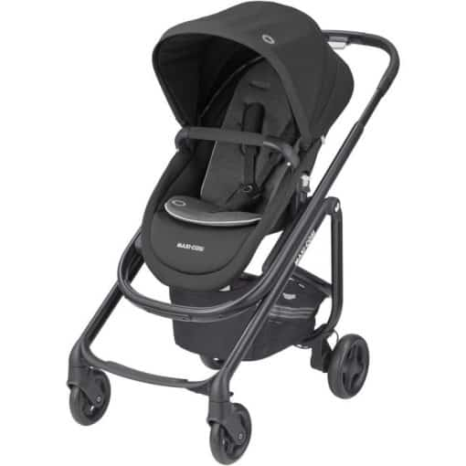 Maxi Cosi Lila SP Stroller-Essential Black (NEW)