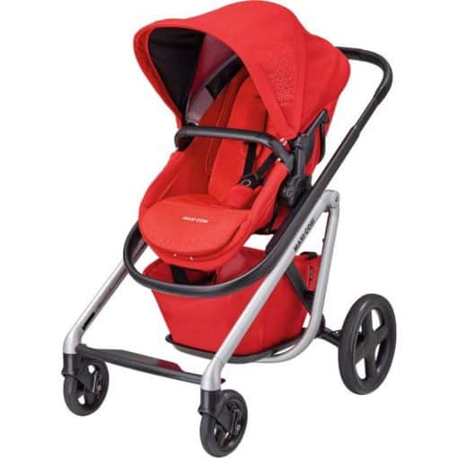 Maxi Cosi Lila Stroller-Nomad Red (NEW 2019)