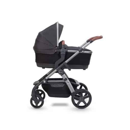 Silver Cross Wave 2020 Pram System-Charcoal (New)