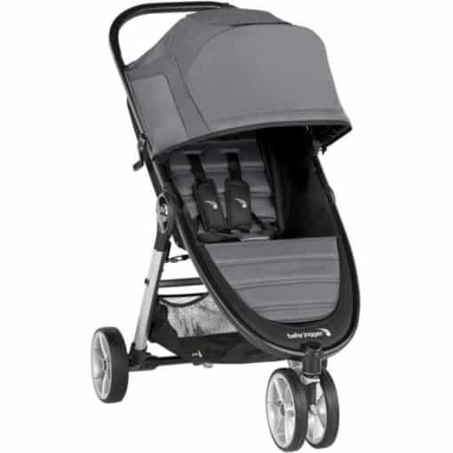 Baby Jogger City Mini 2 Single Stroller-Slate