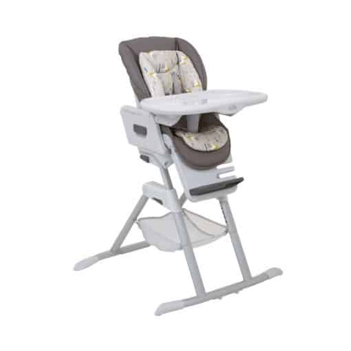 Joie Mimzy Spin 3in1 Highchair-Geometric Mountains