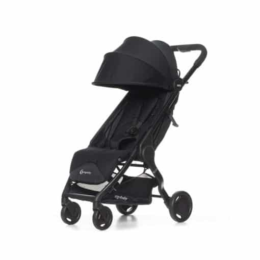 Ergobaby Metro 1.5 Compact City Stroller-Black (NEW)