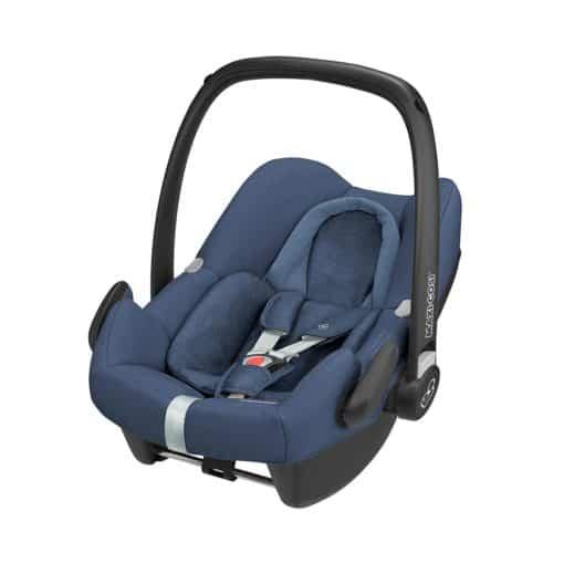 Maxi Cosi Rock I-SIZE Group 0+ Car Seat-Nomad Blue