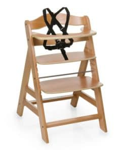 Hauck Alpha+ Highchair-Natural