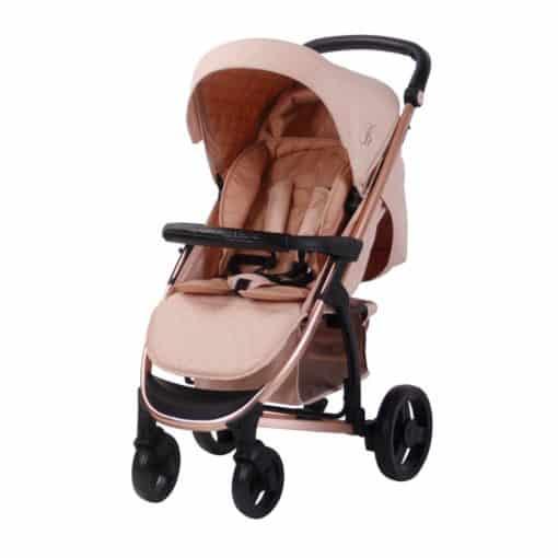My Babiie Billie Faiers MB200 Stroller-Rose Gold Blush (NEW)