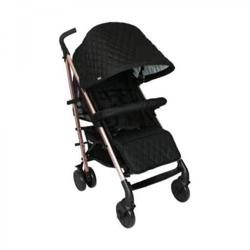 My Babiie Billie Faiers MB51 Stroller-Rose Gold Black (NEW)