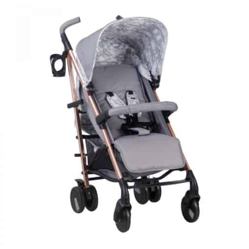 My Babiie Dreamiie by Samantha Faiers MB51 Stroller-Grey Marble (NEW)