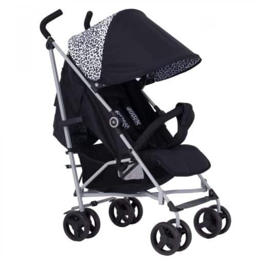 My Babiie MB02 Stroller-Black Leopard (NEW)
