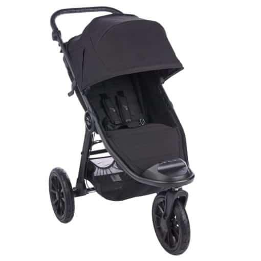 Baby Jogger City Elite 2 Stroller-Jet (NEW)