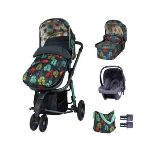 Cosatto Giggle 3 Marvellous Bundle-Harewood