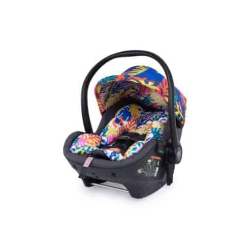 Cosatto RAC Port 0+ i-size Car Seat-Club Tropicana