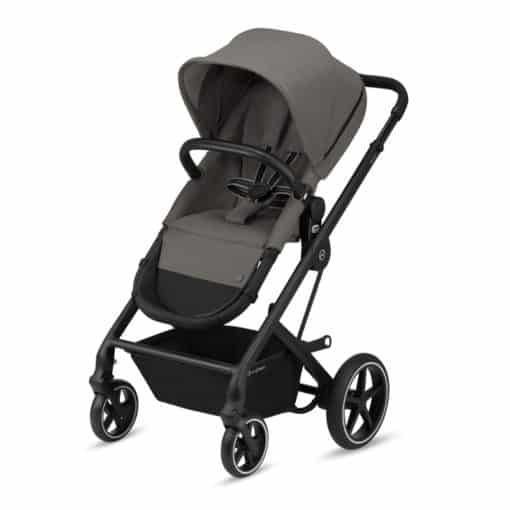 Cybex Balios S 2in1 Pram System-Soho Grey/Black (2021)