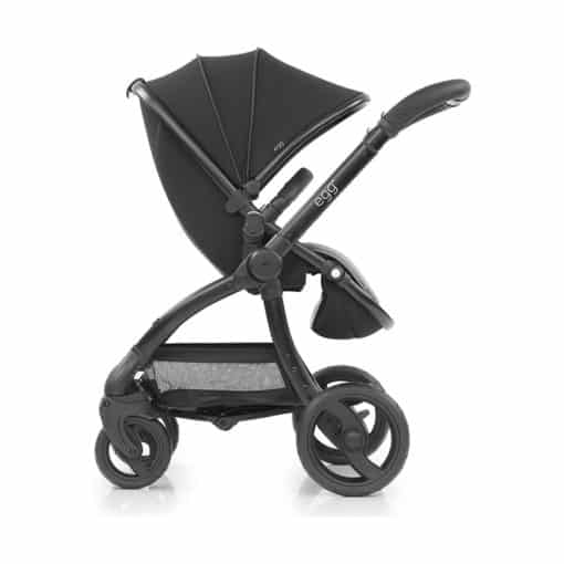 egg® Special Edition Stroller-Just Black