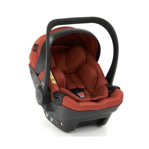 egg 2 Shell Car Seat-Paprika (NEW)