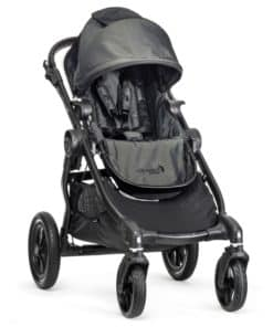 Baby Jogger City Select Stroller-Charcoal Denim
