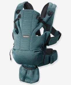 Ergonomic Baby Carrier, Move by BABYBJORN, in 3D Mesh green light solid