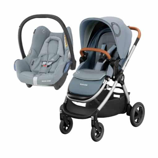 Maxi Cosi Adorra 2 2in1 Travel System-Essential Grey