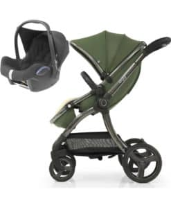egg® 2 2in1 Cabriofix Travel System-Olive (NEW)
