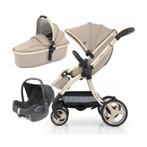 egg® 2 3in1 Cabriofix Travel System-Feather (NEW)