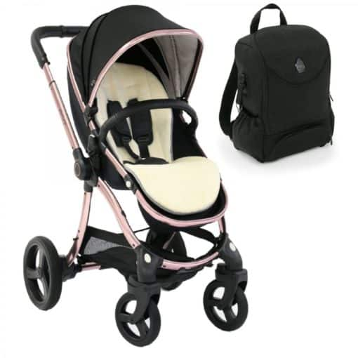 egg® 2 Special Edition Stroller-Diamond Black (NEW)