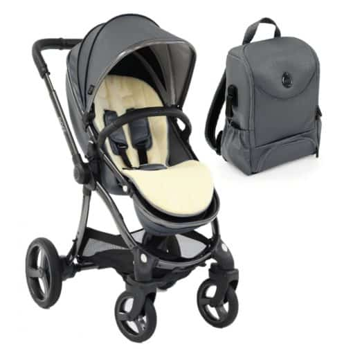 egg® 2 Special Edition Stroller-Jurassic Grey (NEW)