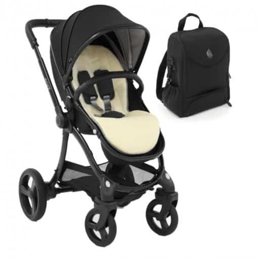 egg® 2 Special Edition Stroller-Just Black (NEW)